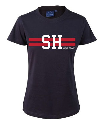 St Hilda's Aquatics National Team Tee