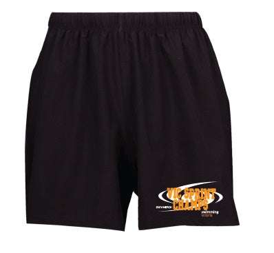 Vic Sprint Shorts  Kids and Mens - Black