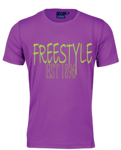 Tee - Freestyle est 1896 - Purple