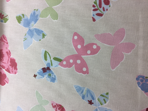 Fabrics - Butterfly Vintage