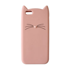 3D Cat Ear iPhone Case