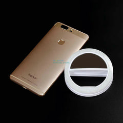 LED Selfie Light + Mirror For All Mobile Devices | BEST SELLER