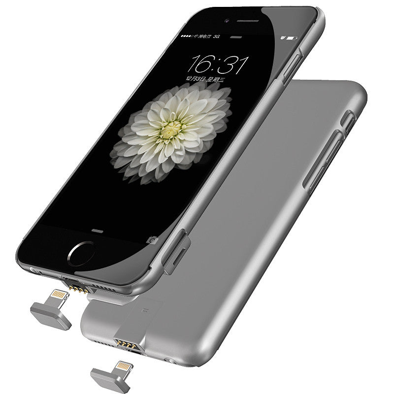 External Battery Case for iPhone 6 6s | Ultra thin Rechargeable | CooliPhoneAccessories