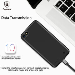 Charger Case For iPhone 7 / 7 Plus | Backup Battery Case | CooliPhoneAccessories