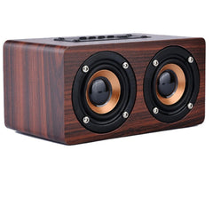 Retro Wood Wireless Bluetooth Speaker | CooliPhoneAccessories