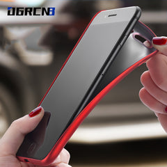 Luxury Matte Ultra Thin Soft Silicone Case