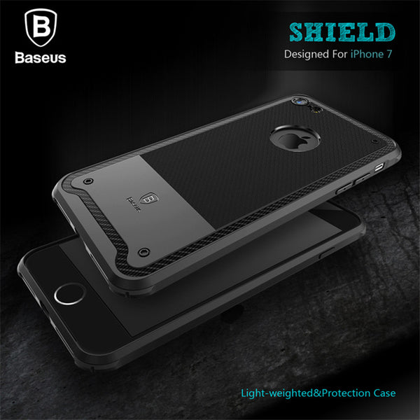 """The Shield"" Hard Case For iPhone 7/ 7Plus 