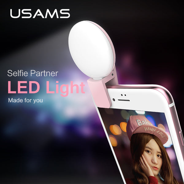 Selfie Led Light Holder