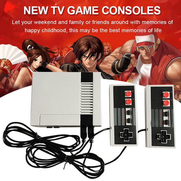 Retro Game Console Video Game Console For Nes Games Built-in 500 Different Games