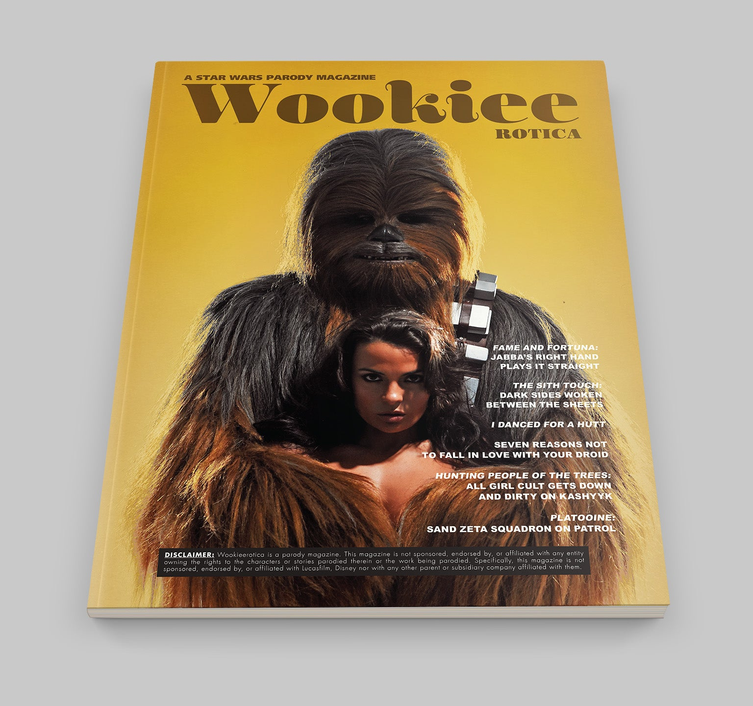 Wookieerotica Issue 1