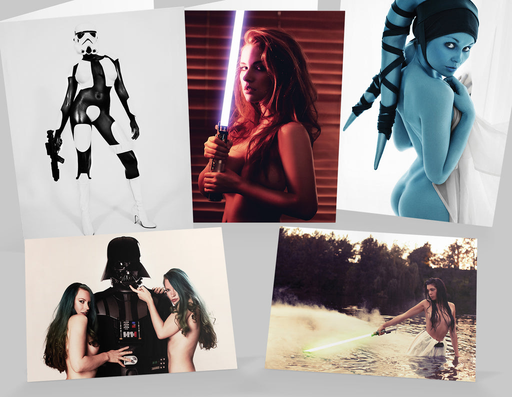 Wookieerotica Greeting Cards (Pack of 5)