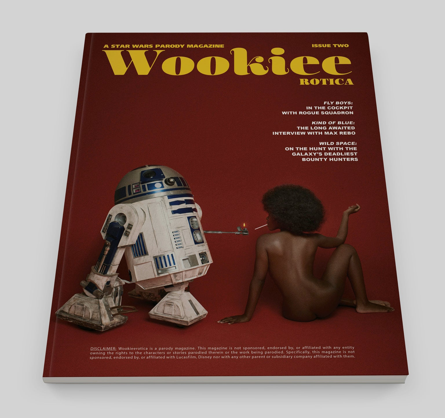 Wookieerotica - Issue 02