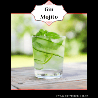 How to make a Gin Mojito