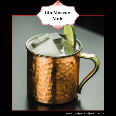 Gin Moscow Mule