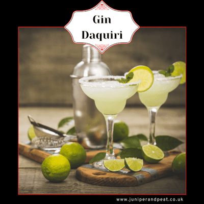 How to make a Gin Daquiri
