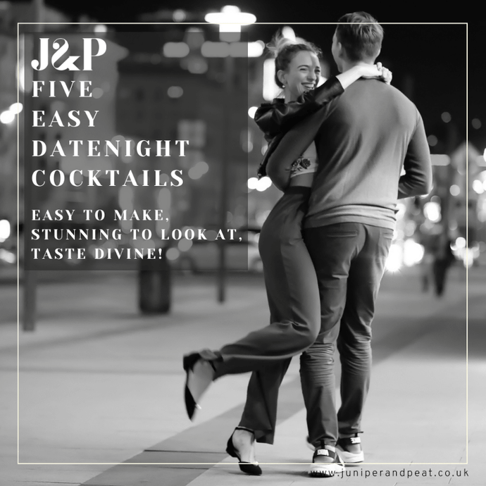 The 5 easy cocktails you need to know to impress your date