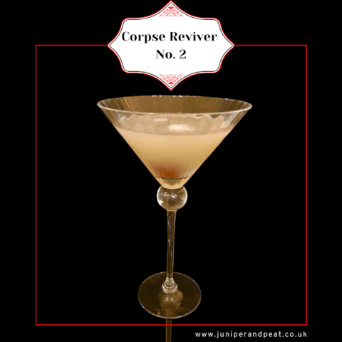 Corpse Reviver No.2 from The Gin Club