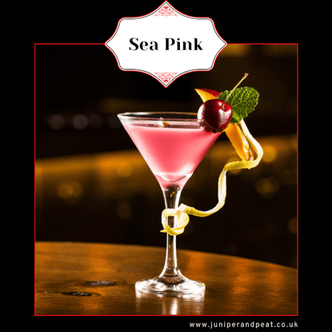 Sea Pink Cocktail