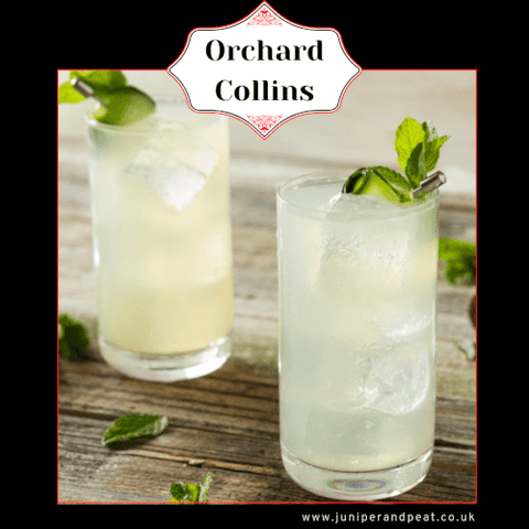 Orchard Collins Cocktail