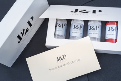 J&P - Discovery Gin Box