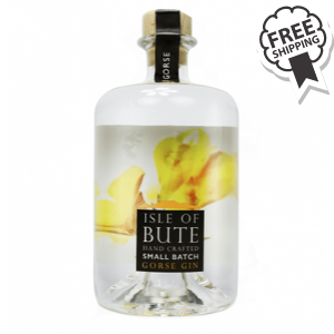 Isle of Bute Gorse Gin (70cl) 43%ABV