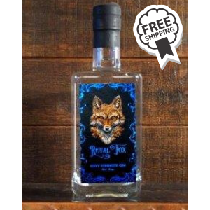 Royal Fox Navy Strength (70cl) 57%ABV