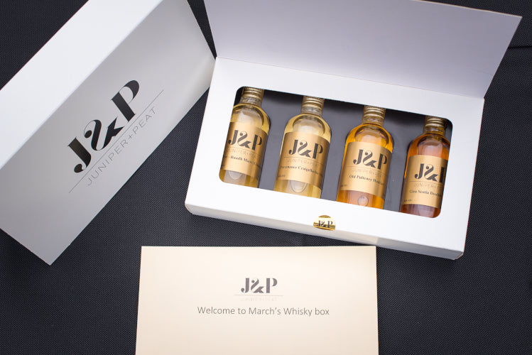 Gift Quarterly Whisky Subscription