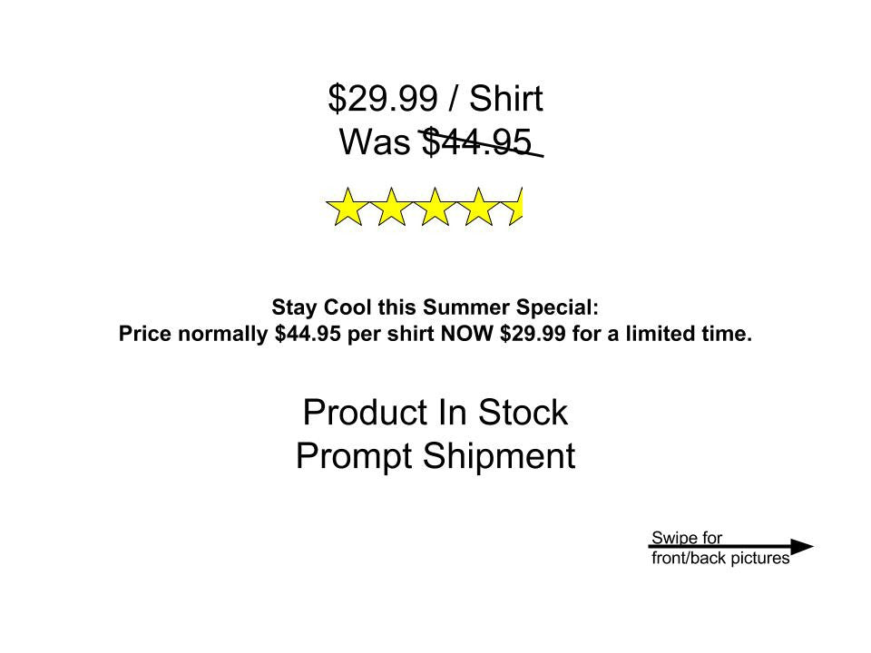 CoolShield Vented T-Shirt