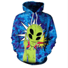 Alien Autumn Women Hoodies Hoodies NADANBAO M