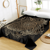 Animal Golden Tortoise Flat Sheet Bedding Covers Sheets BeddingOutlet Twin