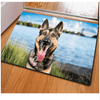 Beautiful Animal Dog Carpet Door & Floor Mats HUGSIDEA 400mm x 600mm