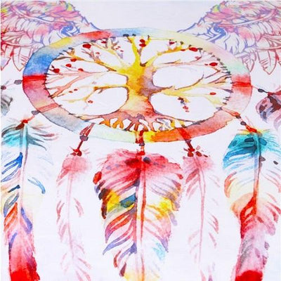 Beautiful Dreamcatcher Tapestry Tapestry BeddingOutlet
