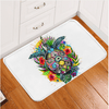 Beautiful Tortoise Door Carpet Door & Floor Mats BeddingOutlet 40x60cm