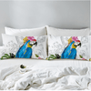 Blue Macaw Parrot Pillow Case Pillowcases BeddingOutlet 50cmx75cm