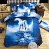 Blue Moon Horse Printed Bedding Sets Bedding covers SOLSTICE AU Single