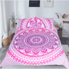 Bohemia Bedding Set Flower Duvet Cover Bedding covers BeddingOutlet Single