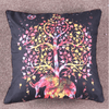 Bohemia Exotic Patterns Cushion Cover Cushion Cover BeddingOutlet 45cmx45cm