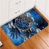 Bohemian Blue Galaxy Door Mats Door & Floor Mats BeddingOutlet 40x60cm