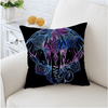 Bohemian Elephant Cushion Cover Cushion Cover BeddingOutlet 45cmx45cm