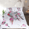 Bohemian Floral Chic Duvet Cover Set Bedding Cover Set BeddingOutlet Single