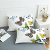 Butterfly Decorative Pillow Case Pillowcases BeddingOutlet 50cmx75cm