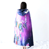 Butterfly Dreamcatcher Hooded Blanket Hooded Blanket BeddingOutlet