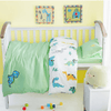 Car Crib Embroidery Bedding Set Baby Bedding Set Svetanya Crib Set