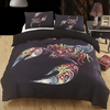Colorful Scorpion Duvet Cover Set Bedding covers Svetanya Single