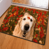 Cute Pet Yorkshire Door Mats Door & Floor Mats HUGSIDEA 400mm x 600mm