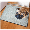 Cute Style Dog prints Carpet Door & Floor Mats HUGSIDEA 400mm x 600mm