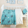 Deer Animal Print Baby Bedding Set Baby Bedding Set Svetanya Crib Set