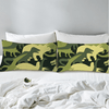 Dinosaur Troops Animal Pillow Case Pillowcases BeddingOutlet 50cmx75cm