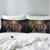 Dreamcatcher Galaxy Golden Pillow Case Pillowcases BeddingOutlet