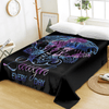 Elephant Bohemian Floral Bed Sheet Bedding Covers Sheets BeddingOutlet Twin
